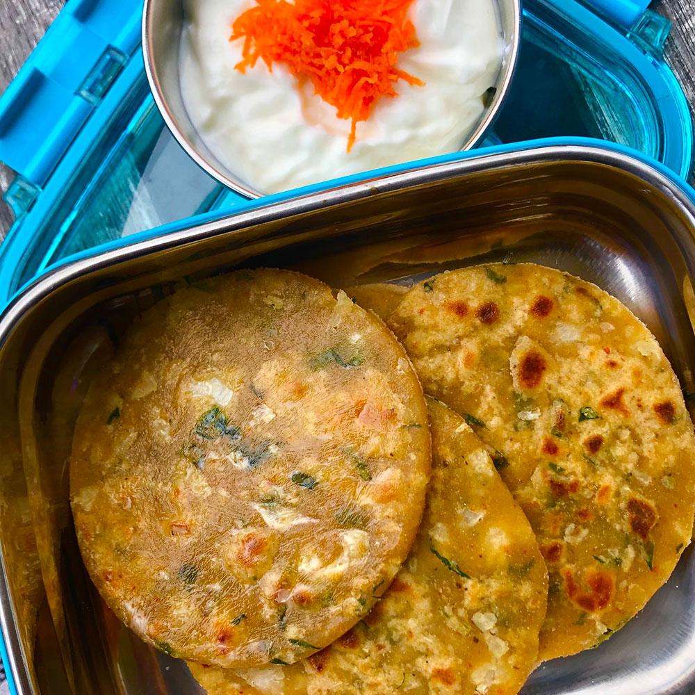 Mixed Dal and Rice